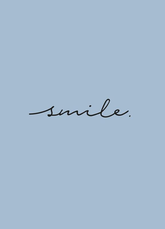 Smile Canvastavla