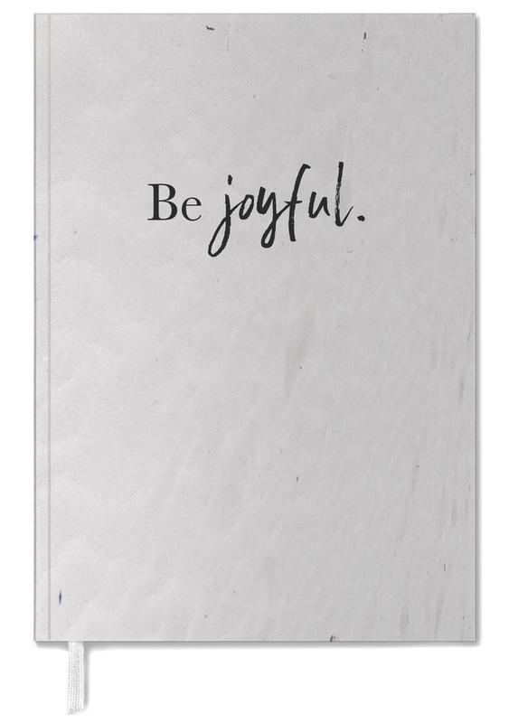 Be Joyful agenda