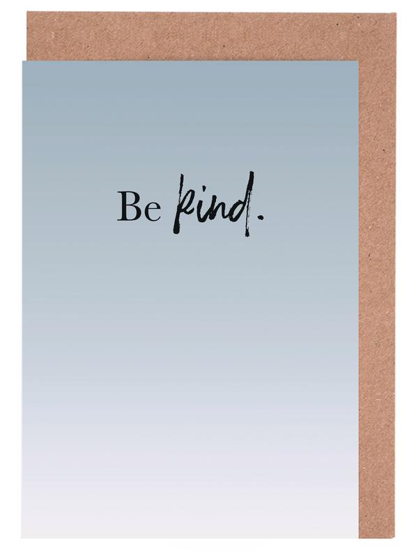 Be Kind Greeting Card Set