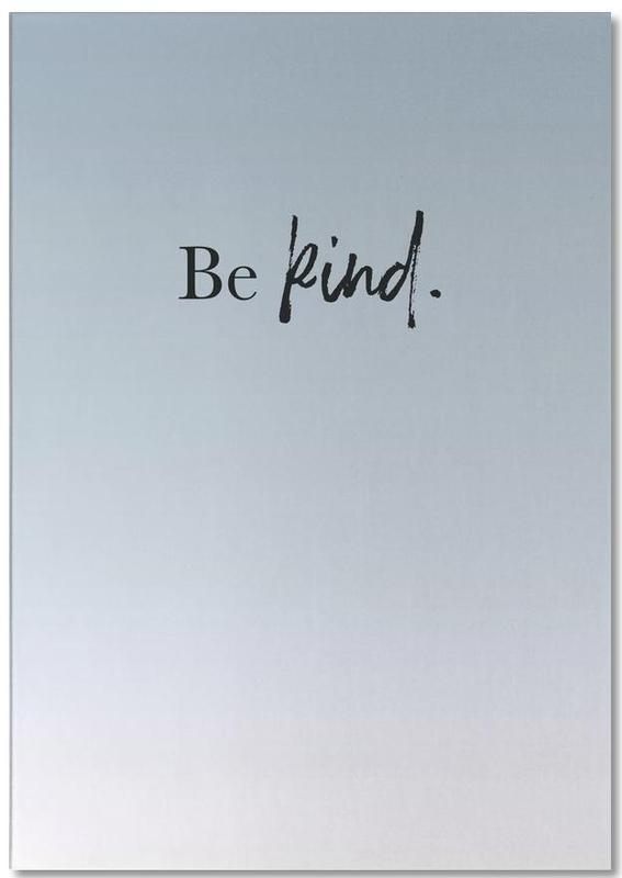 Be Kind bloc-notes