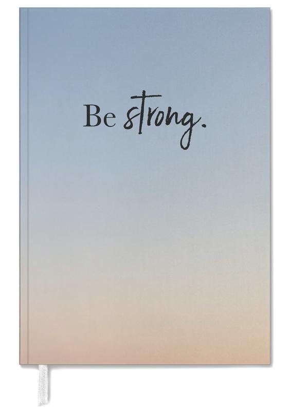 Be Strong Personal Planner