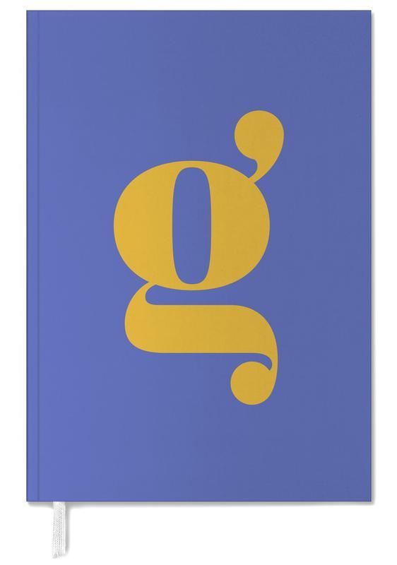 Blue Letter G agenda