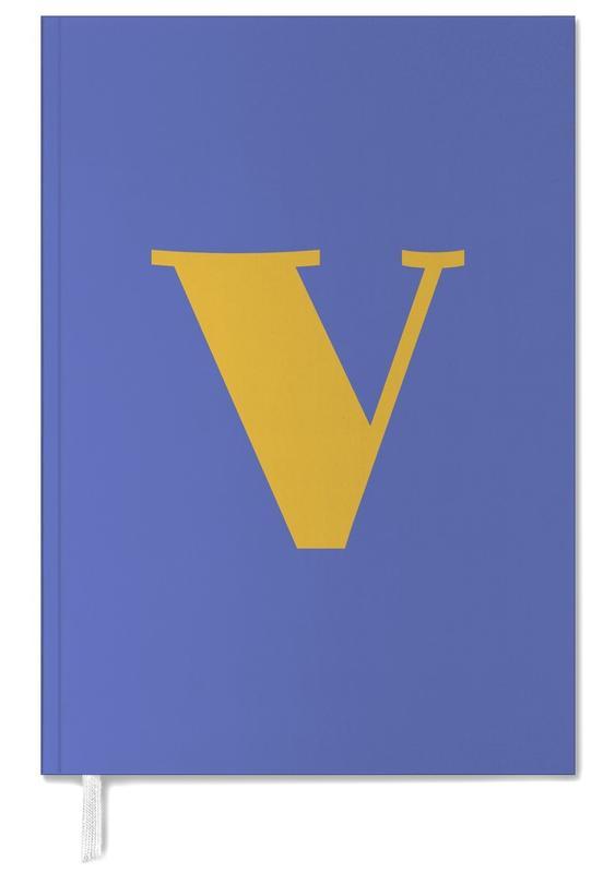 Blue Letter V agenda
