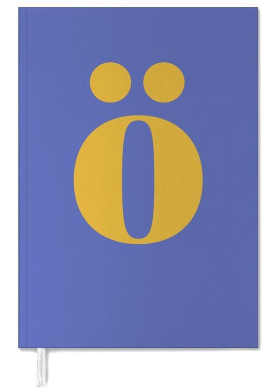 Blue Letter ö agenda