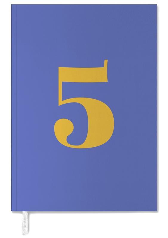 Blue Number 5 agenda