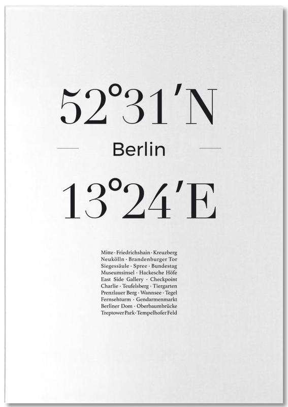 Berlin Icons Notepad