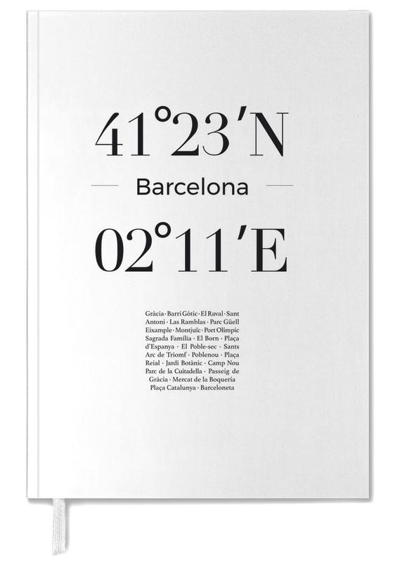 Barcelona Personal Planner