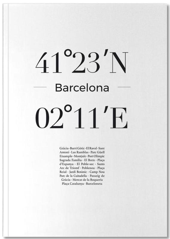 Barcelona Notebook