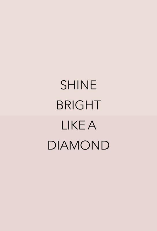 Shine Bright 01 -Alubild