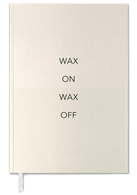 Wax on 02 Personal Planner
