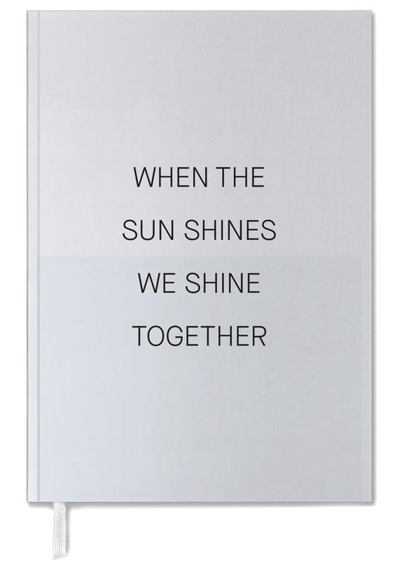 When the Sun Shines 03 -Terminplaner