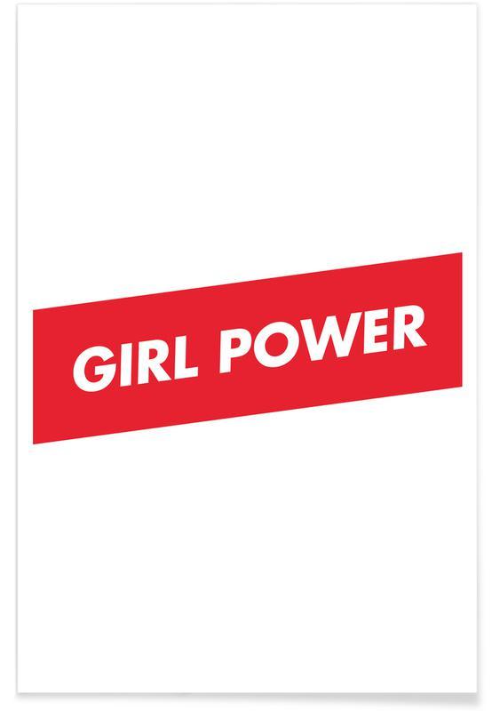Girl Power affiche