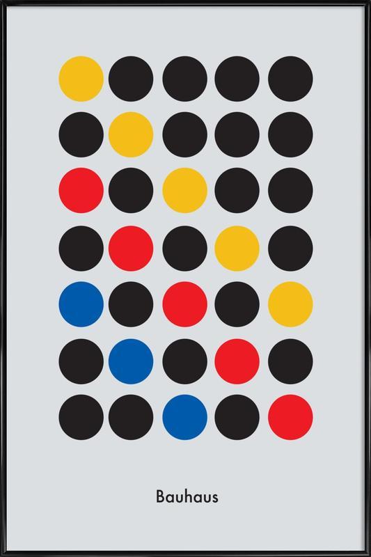 Primary Pattern affiche encadrée