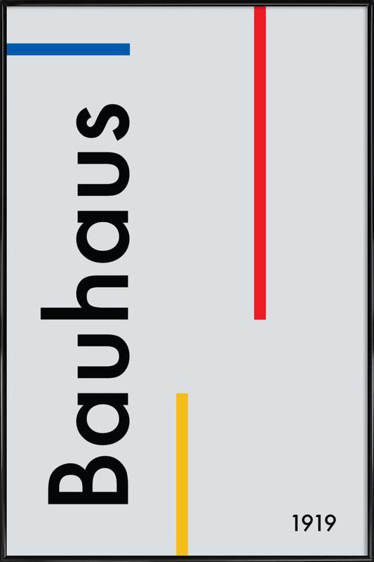 Bauhaus 1919 Framed Poster