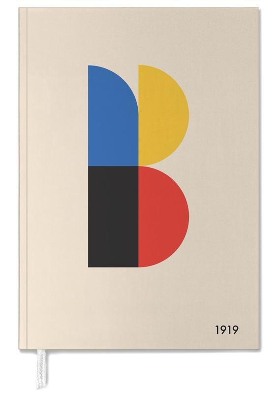 , B for Bauhaus agenda