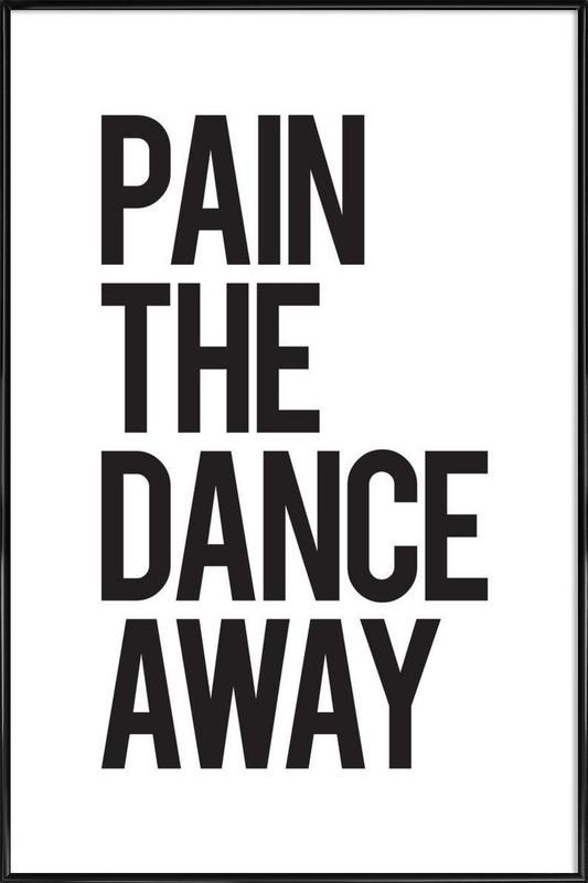 Pain Framed Poster