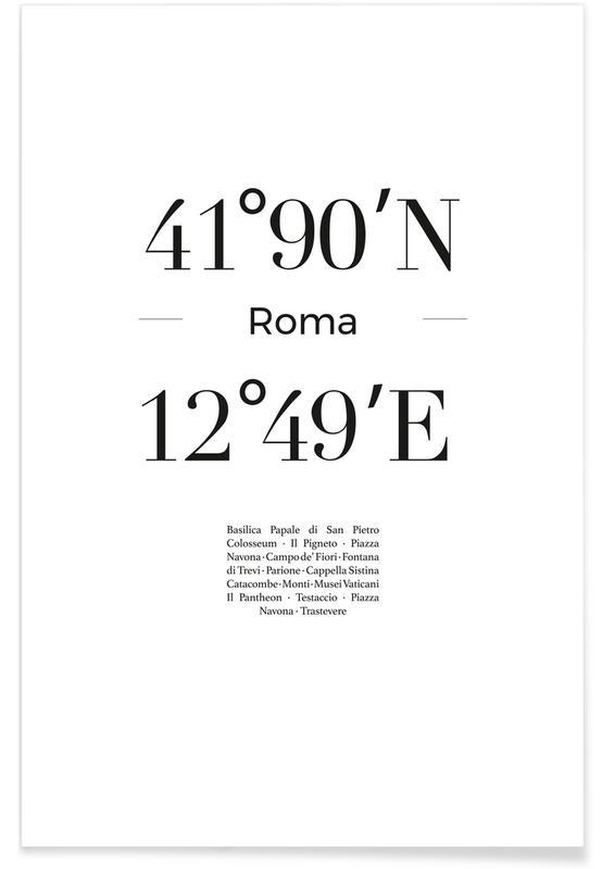 , Roma Plakat