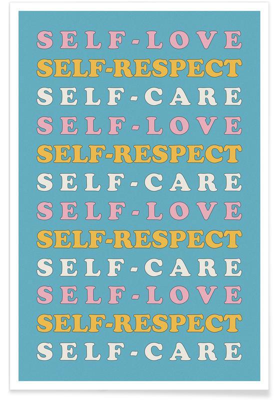 Motivation, Love, Care, Respect affiche