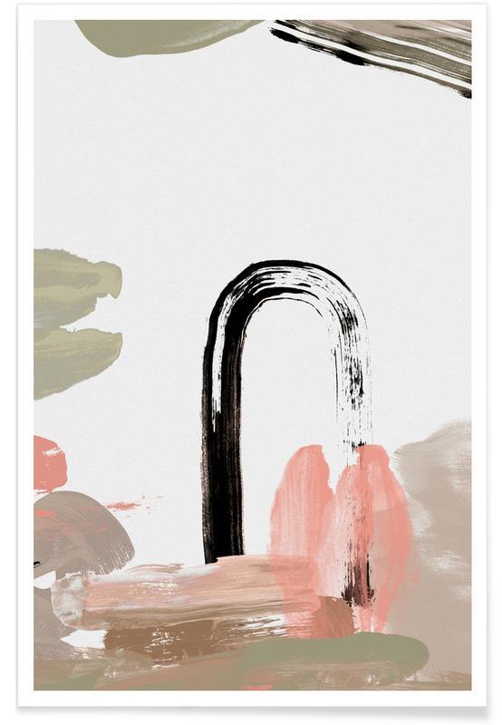, Subtle Beauty Poster