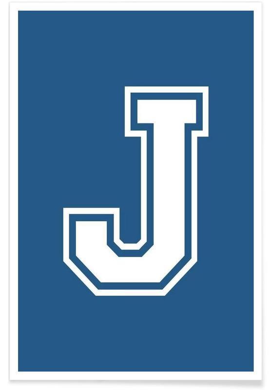 J Poster