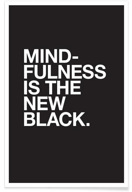 Mindfulness affiche