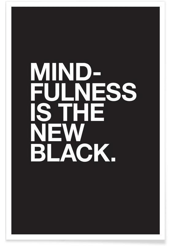 Mindfulness Plakat