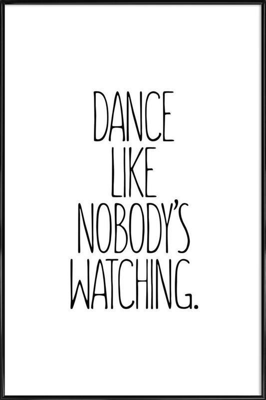 Dance Framed Poster
