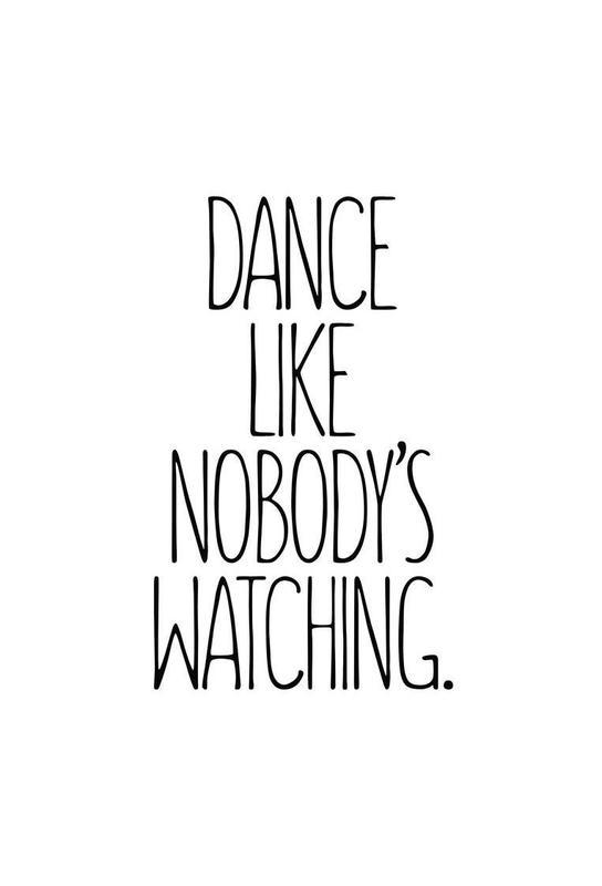 Dance alu dibond