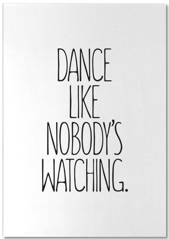 Dance Notepad