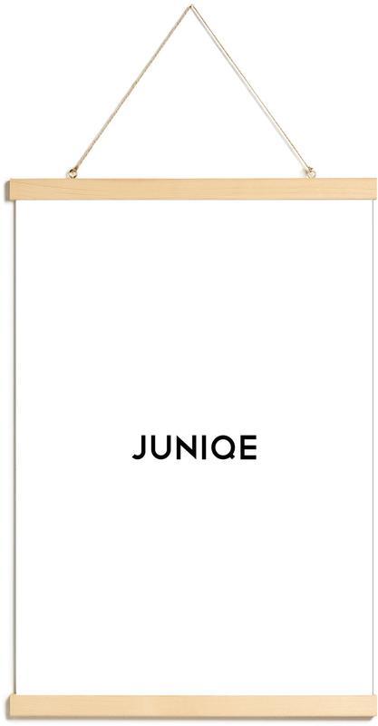 , Lijst - rechthoekig Posterhanger