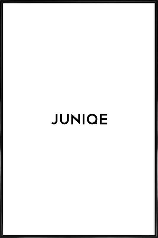 Lijst - rechthoekig ingelijste poster