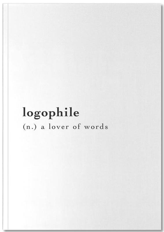 Logophile Notebook