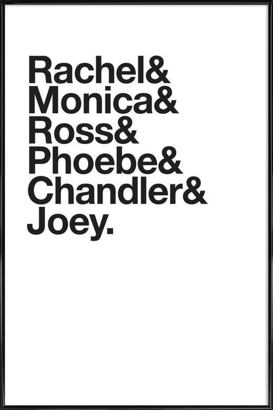 Just Friends Framed Poster