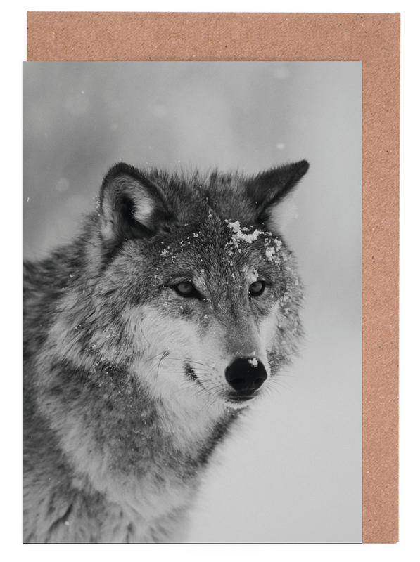 The Wolf Greeting Card Set