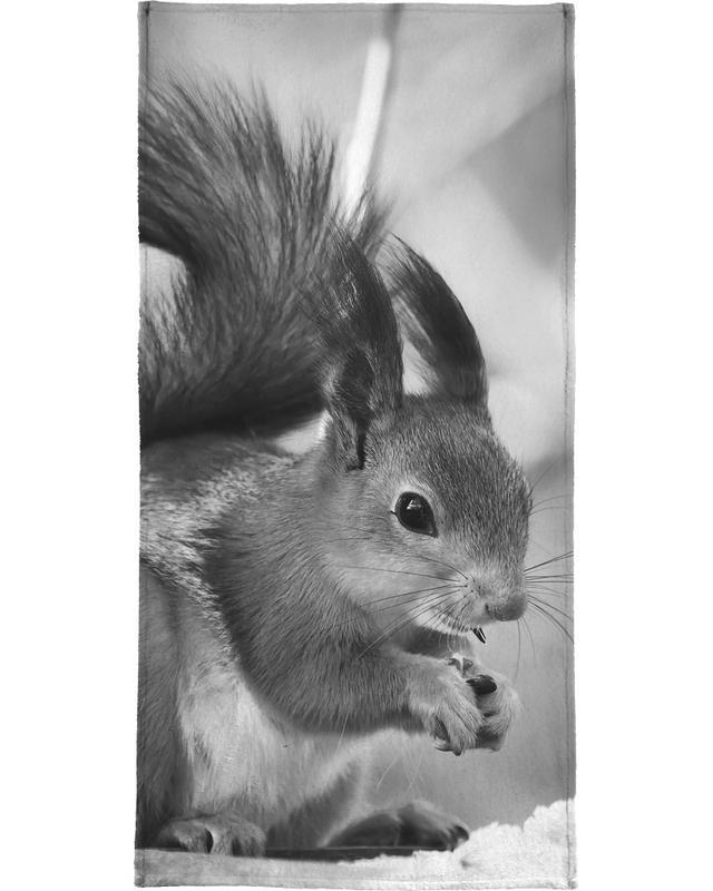 The Squirrel -Handtuch