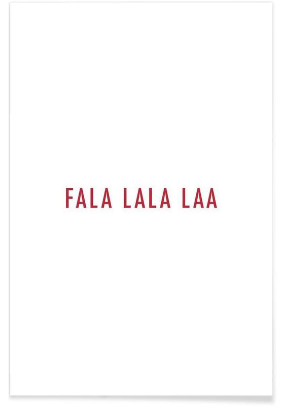 Jul, Fala Lala Laa Poster