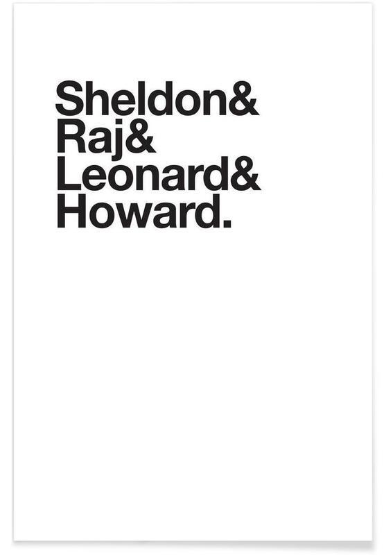 Science Heroes Poster