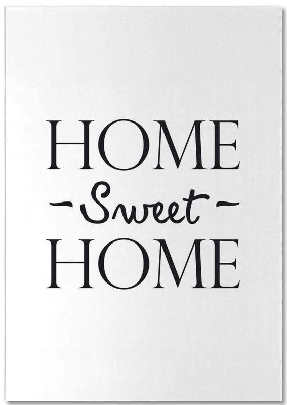 Home Sweet Home Notepad