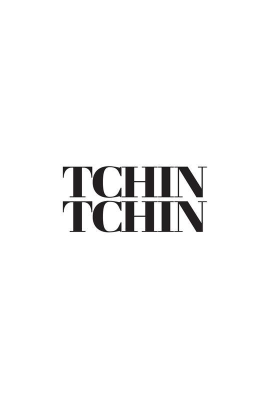 Tchin Tchin Akrylglastavla