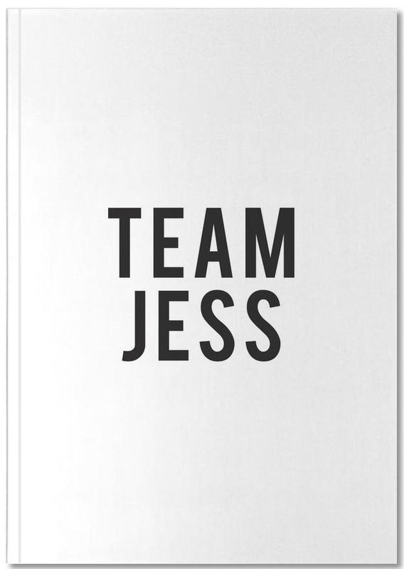 Noir & blanc, Séries TV, Team Jess Notebook