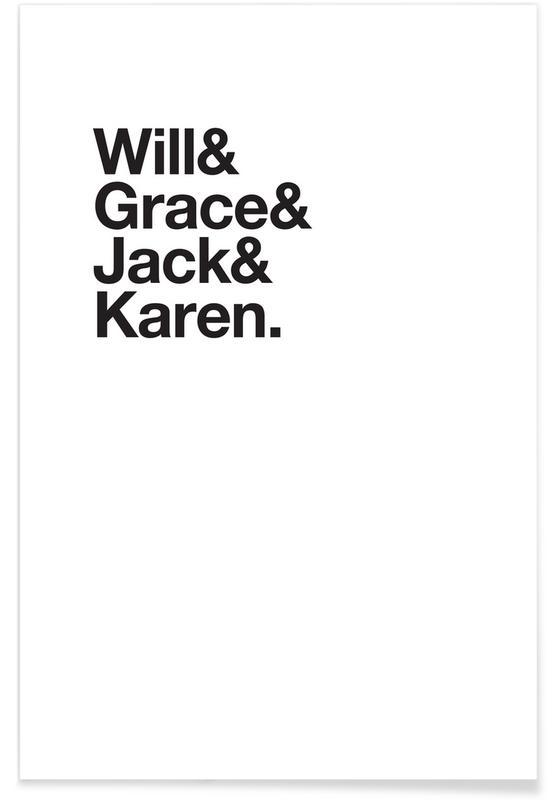 Sort & hvidt, TV show, West Side Heroes Plakat