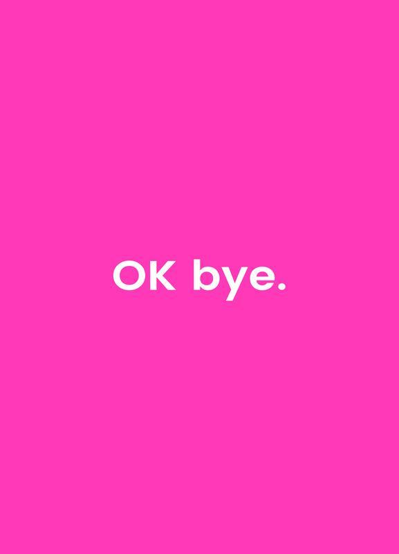 Bye Canvastavla