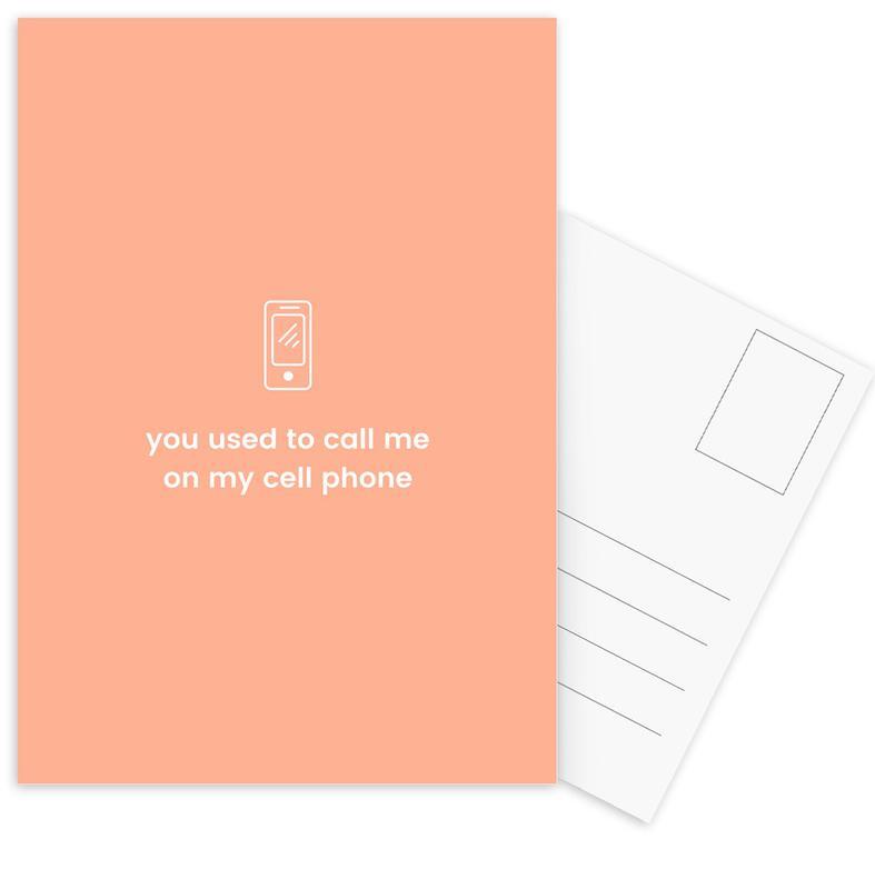 Hotline -Postkartenset
