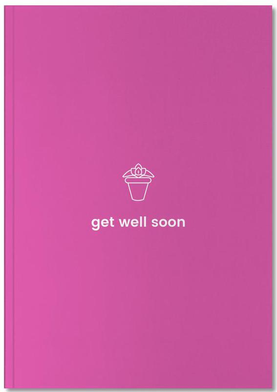 Excuses, Feel Better Notebook