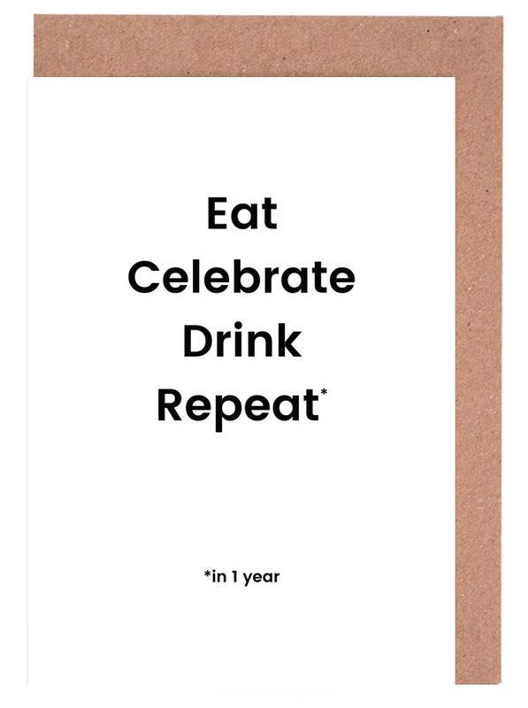 Celebration Rotation Greeting Card Set