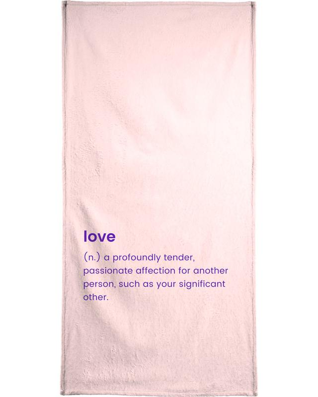 For Your Partner Beach Towel