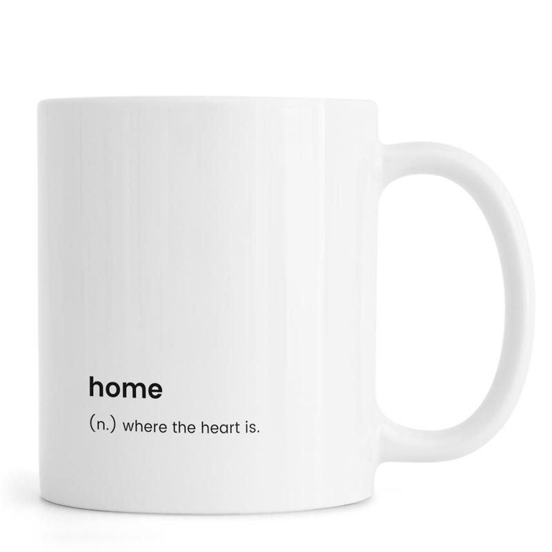 Home -Tasse