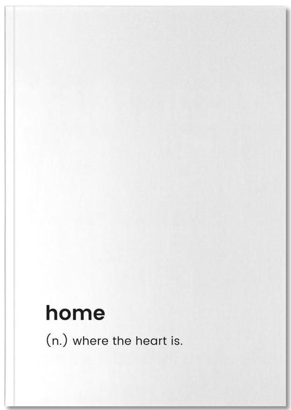 Home Notebook