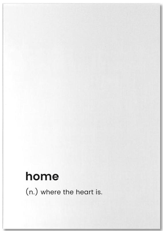 Home Notepad