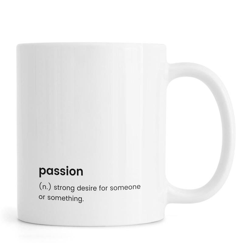 Passion mug